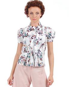 Блуза «Складка на складке»