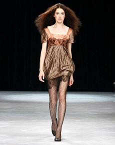 Платье «Злато-Серебро»